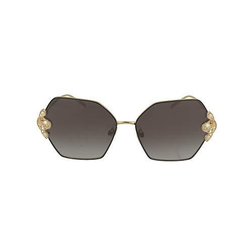 Dolce e Gabbana Moda De Lujo Mujer 2253HSOLE13348G Multicolor Metal Gafas De Sol | Temporada Permanente
