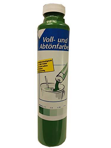 2x750 ml Wilckens Voll-und Abtönfarbe matt 1,5 Liter Farbwahl, Wilckens:apfelgrün