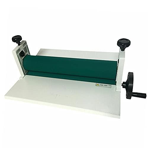 OUKANING Plastificadora manual en frío para uso...