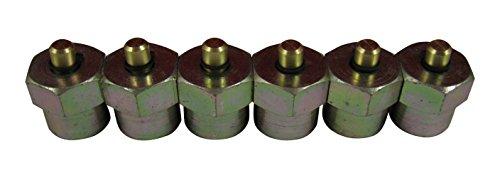 Best Review Of AccurateDiesel 5.9L Cummins Diesel Injector Block-Off Tool / Cap (Set of 6)