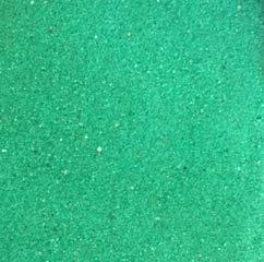 Deko-JunKies - Arena Decorativa para Manualidades (Arena de Cuarzo, Fina), Color Verde
