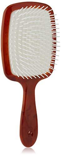 Jäneke cepillo cuerpo tortuga, picchi Color Crema sobre goma blanca–119g