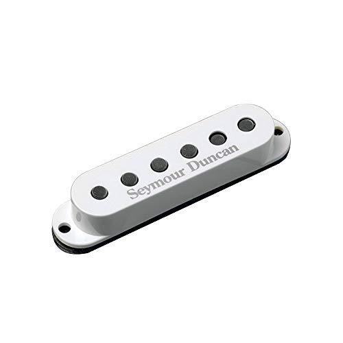 Pastilla de guitarra Seymour Duncan SSL-5 Custom Staggered Strat Single Coil. Blanco.