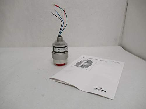 Read About Emerson ST320A-100-ASSY XChem Gas Sensor, 10.5-32VDC