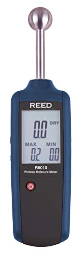 REED Instruments R6010 Pinless Moisture Meter