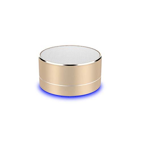 Altavoz de Metal Bluetooth para Nokia 1 Plus Smartphone, Puerto USB, Tarjeta...