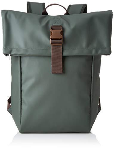 BREE Collection Unisex-Erwachsene Pnch 93, Backpack M W18 Rucksack, Grün (Climbing Ivy), 36x14x30 cm