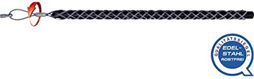 Runpotec 20268 Kabelziehstrumpf mit Drallausgleich Ø 19-25 mm Gewinde RTG Ø 6 mm