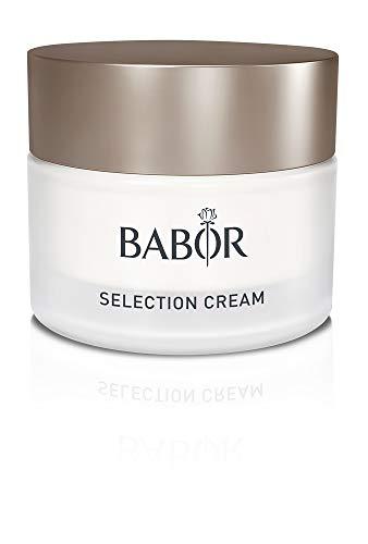 BABOR CLASSICS Selection Cream, festigende 24h Intensivpflege, zur Hautregeneration, feuchtigkeitsspendend, Anti-Aging, 50ml