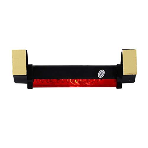Luces traseras de coche Luces indicadoras de coche de 12 V Ajuste universal para vehículos con montaje alto para modificación