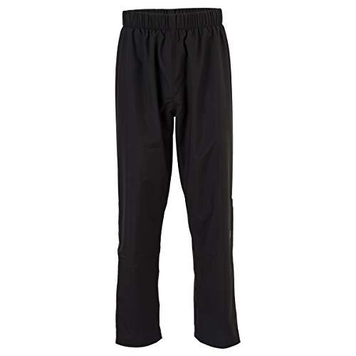 AGU Comfort Regenhose Essential | Atmungsaktives Material | Schwarz | XL