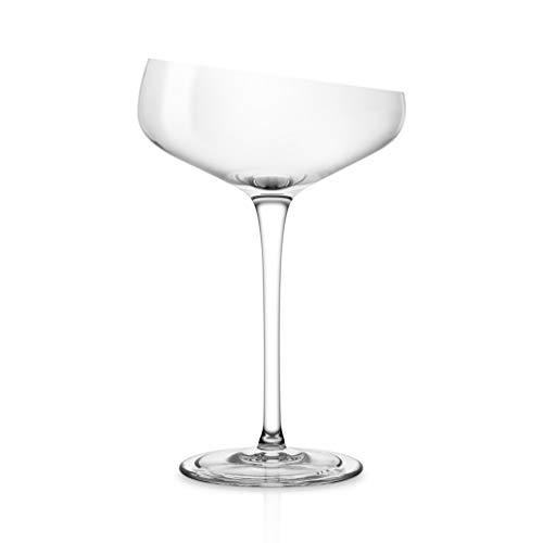 Eva Solo 541007 Champagne Coupe, Mondgeblazen glas, één maat