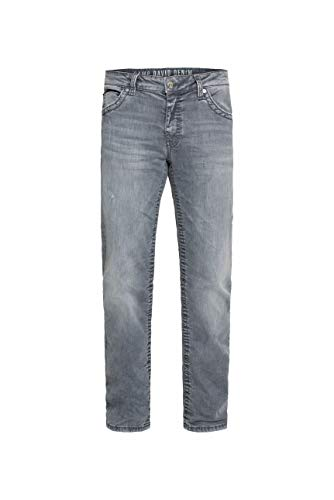 Camp David Herren Jeans CO:NO im Vintage Look mit geradem Bein