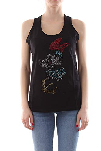 Liu Jo FA0407 J5904 T-Shirt Mujer Nero XS