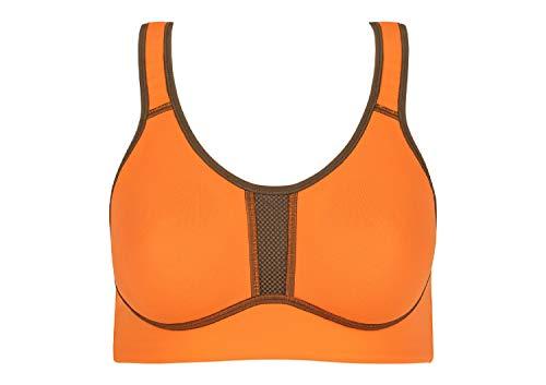 VIANIA! Sport-BH 101470 CoolQuick High Function Farbe Mandarine, Größe:90, Cup:D