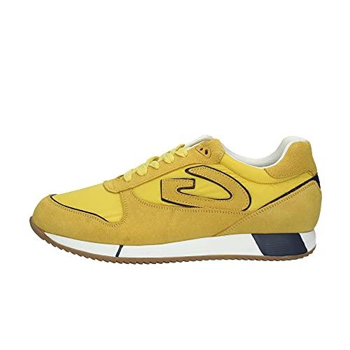 Alberto Guardiani Sneakers Uomo 42 Giallo