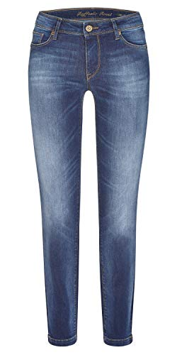 Raffaello Rossi Damen Jeans Vic, Farbe:blau, Größe:48
