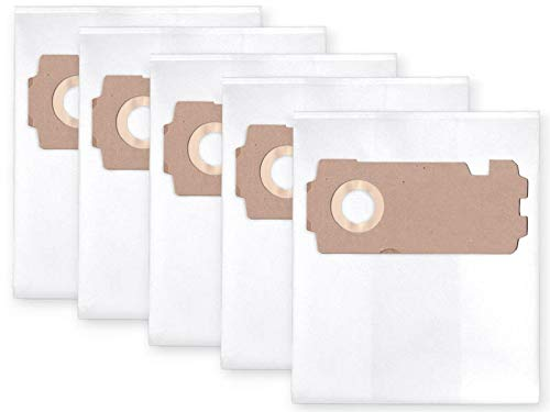 5x bolsas para aspirador tejido Festool SC-FIS-CT MINI/MIDI-2/5/CT15 204308