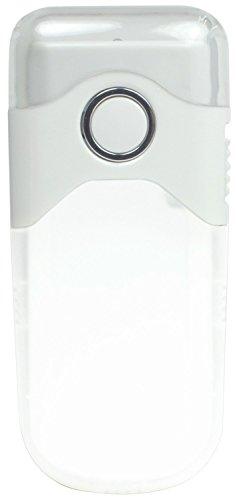 ムサシ LED壁ホタル ホワイト 充電ホルダーセット時:W57×D112×H54mmライト本体:約W24×D51×H111mm連続使用時間満充電時約1時間(懐中電灯)充電時間約15時間 674446