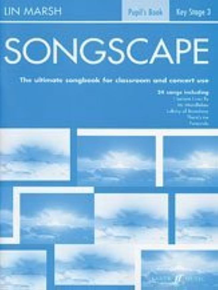 加害者属する仕方Alfred 12-0571518664 Songscape - Music Book