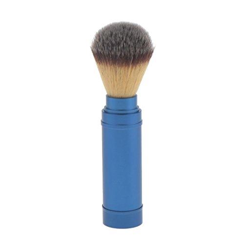 yotijar Brocha de Afeitar para Limpiar El Polvo de Corte para Barba Y Cabello de