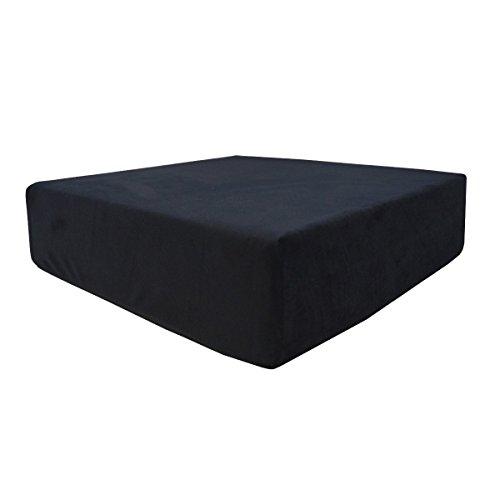 PrimoLiving Kissen zur Sitzerhöhung 10 cm hoch Sitzkissen Aufstehhilfe für Sessel Sofa Stuhl