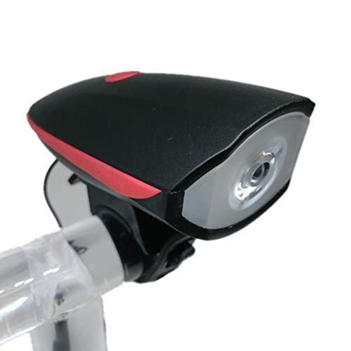 Luces para Bicicletas De MontañA Luz De Bicicleta Potente Luz Led para Bicicleta Luz Led para Bicicleta Luz Trasera de Bicicleta USB Red,One Size