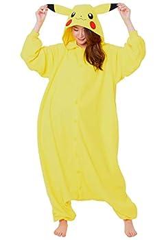 plus size pikachu onesie