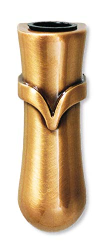 Urnenwand-Vase-Bronze