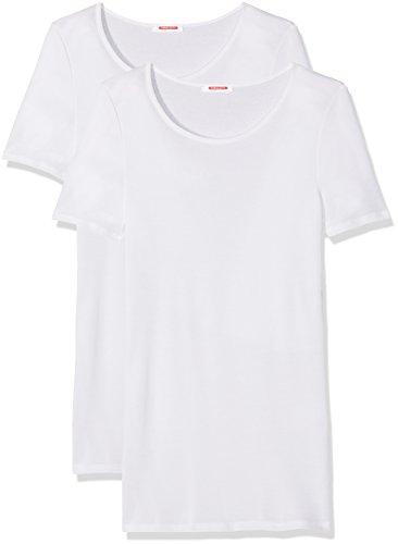Damart Lot de 2 tee-Shirts Thermolactyl Camiseta térmica, B