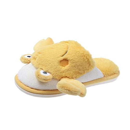 Winter Plush Slippers,Realistic Crab Shape Autumn Indoor Home Memory Foam Soft Warm Thicken Plush Shoes Woman Slippers,Suitable For Men Woman Couples Shoes Non-Slip Floor Footwear