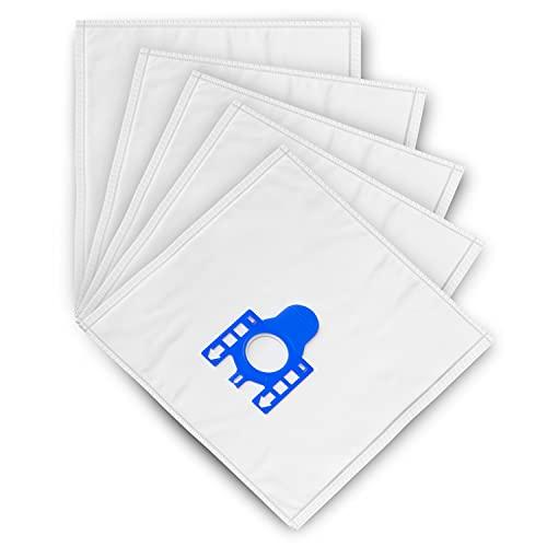 5 sacchetti di ricambio per aspirapolvere Miele 9917730 TypG/N, 5 pezzi, per aspirapolvere Hepa, sacchetti per aspirapolvere
