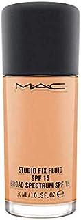 MAC Studio Fix Fluid SPF 15 Foundation - 30 ml, NC25