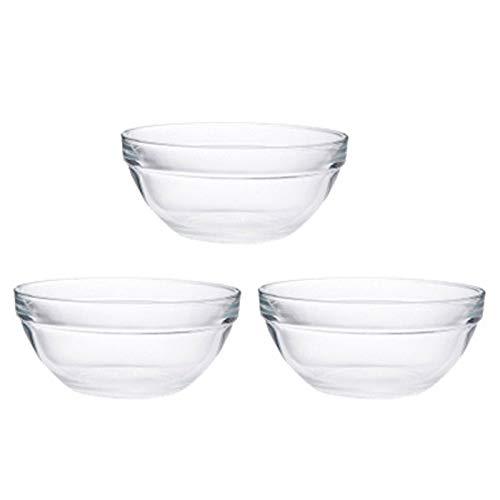 Salsera Cuencos de ensalada de vidrio Bowls Set Set Sushi Soy Dipping Bown Snack Sirviendo platos Redondo Estimulado Platos Platos de frutas para frutas secas Nueces Caramelos Para hoteles familiares