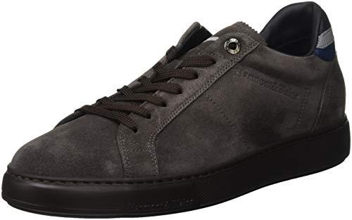 Harmont & Blaine Scarpa, Sneaker Uomo, Marrone (Asfalto 510), 44 EU