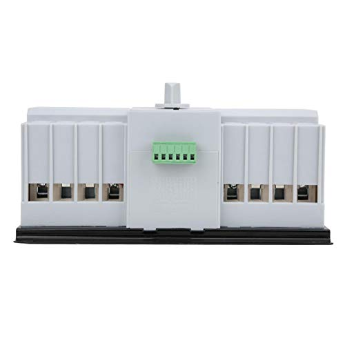 Interruptor de transferencia de energía, controlador de interruptor de transferencia, industria de generador portátil de doble potencia para sistema de carga solar RV