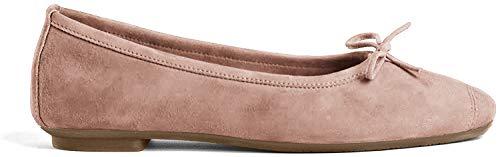 Reqins, chaussures femme, Harmony Peau TT 00051-8D, Rose, 39