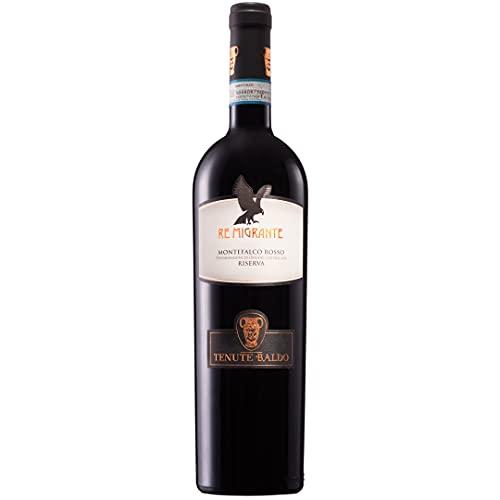 Montefalco Rosso Riserva DOC'Remigrante' Vino Rosso - 750 ml