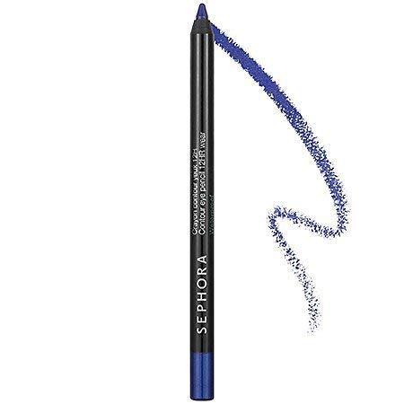 SEPHORA COLLECTION Contour Eye Pencil 12hr Wear Waterproof 0.04 Oz 29 My Boyfriend's Jeans - Electric Blue