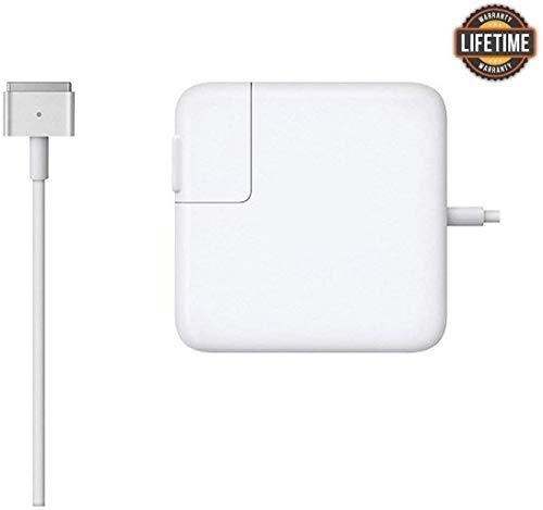 Mac de reemplazo de 13//15 pulgadas de 2012 2013 2014 2015 y cargador de Retina Display para Magsafe 2 85w con cable de carga de 1.8 m y enchufe de la UE Compatible con Macbook Pro Cargador 85w