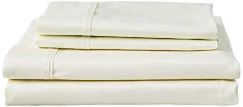 TEMPUR-Pima Cotton Egg Shell Sheet Set, Queen