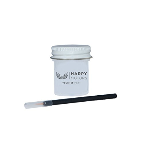 Harpy Motors 1/2 oz Automotive Touch up Paint with Brush Compatible with 1997-2001 Toyota Camry 1B2 Antique Sage Pearl -Color Match Guaranteed