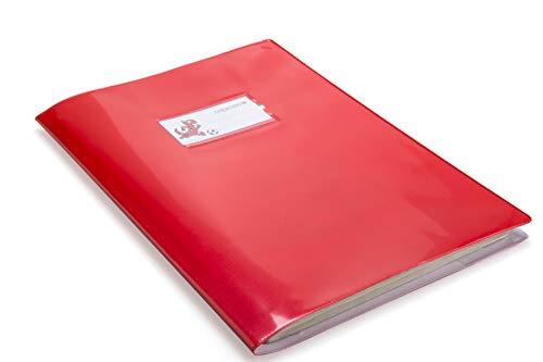 Copertina Quaderno A4 Rossa