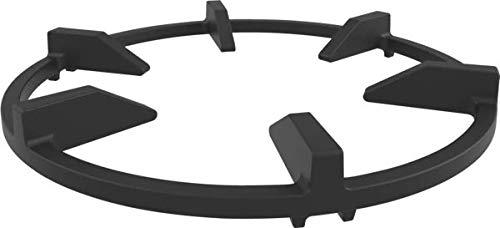 Siemens WOK-Ring HZ233720 Halterung, schwarz, für Gaskochfeld