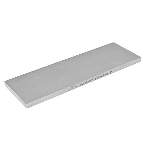 DMT Barre à affûter Dia-Sharp à revêtement Diamant intégral, Extra Fin, 15,5 cm / 6 Pouces, D6E, Gris