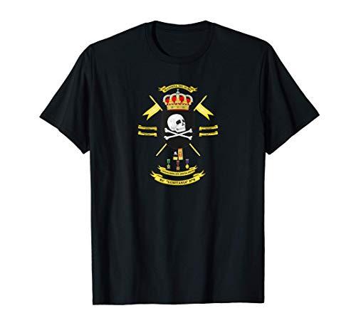 Regimiento de Caballería 'Lusitania' n.º 8 Camiseta