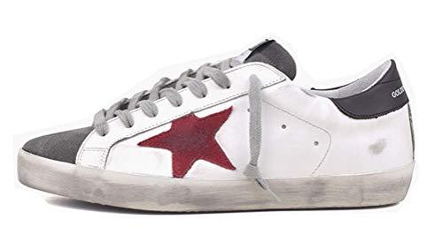 Zapatillas de deporte de moda para mujer con cordones para caminar, color, talla 40 EU