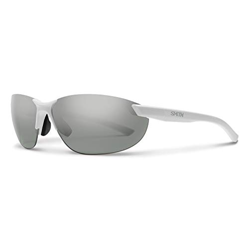 Smith Optics Parallel 2 Gafas de sol, Multicolor (Mattwhite), 71 Unisex Adulto