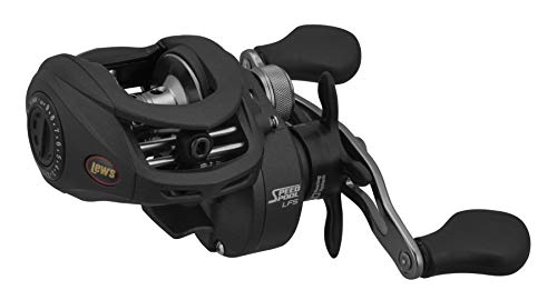 LEW'S Fishing Speed Spool LFS Series, Baitcasting Reel, Fishing Reel, Fishing Gear and Equipment, Fishing Accessories (SS1HA)