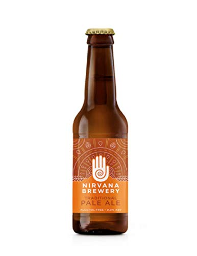 Nirvana Cervecería, Tradicional Pale ale ale - Anteriormente 'Tantra Pale Ale' 0.0% Pale Ale 330ml (12)